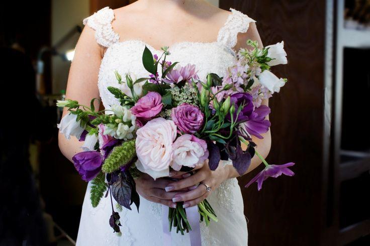 A very romantic bouquet