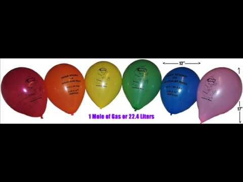 """""""Happy Mole Day to You"""" Chemistry Song (Buy Mole Balloons @ Flinn) S I remember ;-)"""