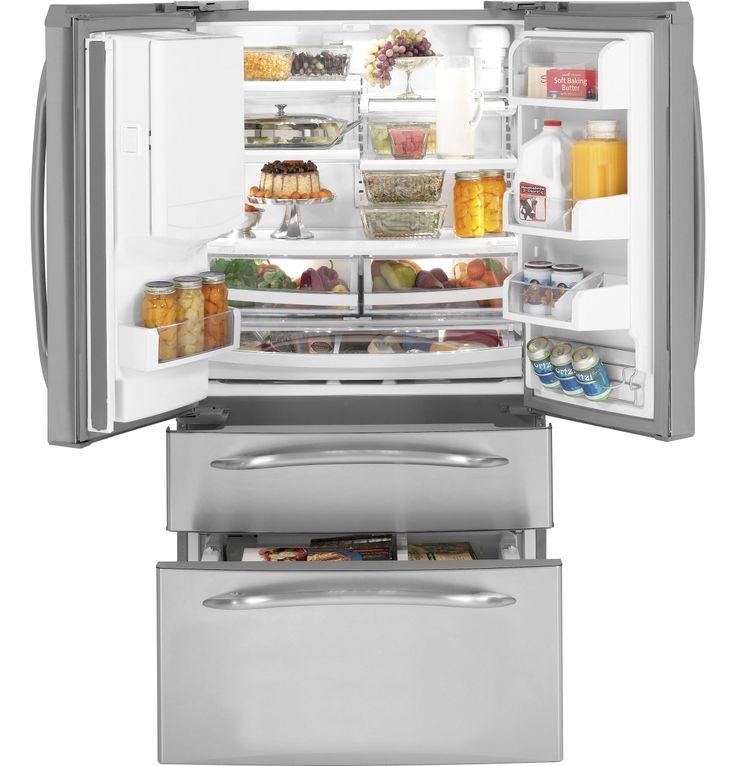 15 Best Refrigerators Images On Pinterest French Door Refrigerator