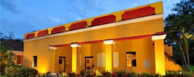 la casa en la que vivió simón bolivar