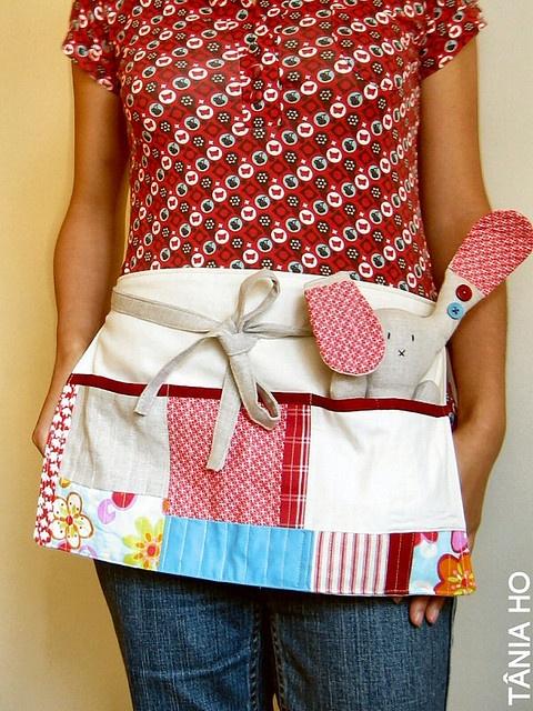 very useful apron!