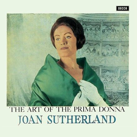 Joan Sutherland - The Art of the Prima Donna 180g Vinyl 2LP December 2 2016 Pre-order