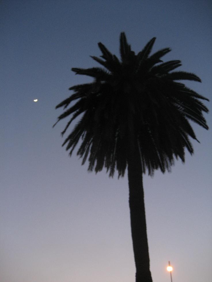 La luna en Ourense