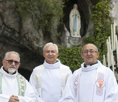 cappellani italiani del Santuario