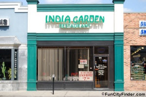 India Garden, Indianapolis - Grandma Ertel introduced us to this restaurant when we first moved to Indy years. It remains one of the best Indian restaurants in our book! The palak paneer, dal, and chicken masala rock! It's located in Broad Ripple on the main drag. Tell them you are friends of Gina and Larry -- They still remember us even though we've been gone for 12 years :)