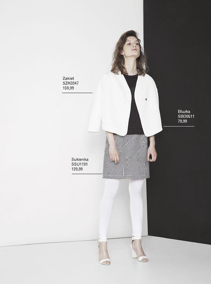 White #jacket