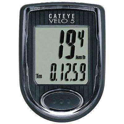 #Cateye cycling / #bi#cycle / bike velo 5 wired #cycle computer,  View more on the LINK: 	http://www.zeppy.io/product/gb/2/201271628544/