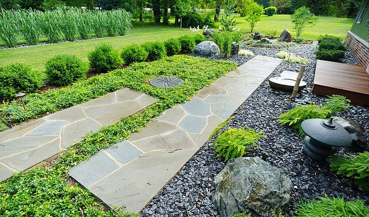 26 best asian gardens images on pinterest asian garden japanese gardens and zen gardens. Black Bedroom Furniture Sets. Home Design Ideas