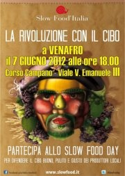 Slow Food Day Venafro 2012