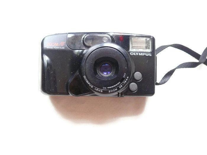 Olympus AZ 210 Super Zoom, Vintage Camera, 35mm Camera, Olympus Camera, 35mm Film Camera, Vintage Olympus, Analogue Camera by HarmlessBananasTribe on Etsy