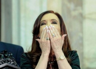 Cristina Fernandez de Kirchner » Con los ornitorrincos no, eh?