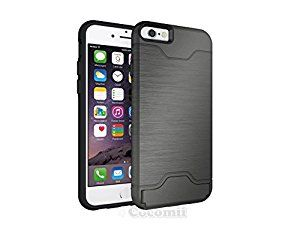 BEST iPhone 6S / iPhone 6 Case, Cocomii® [HEAVY DUTY] Element Case *NEW* [ULTRA XENO ARMOR] Premium Shockproof Kickstand Card Holder Bumper Cover - Full-body Rugged Hybrid Protective Cover Bumper Case for Apple iPhone 6S / iPhone 6 • Unique, rugged design with style and the utmost protection • Raised edge around the front lip for face-down protection • Extreme protection from drops and scratches • Unique, card holster, slide-out kickstand for ease of video viewing • 5% Off Coupon Code…