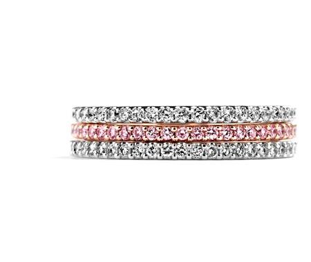 allianceringe_pink_diamanter_brillant_rosaguld_0,31_ct.