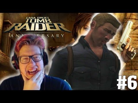 Hilarious Glitches   Tomb Raider Anniversary - Part 6