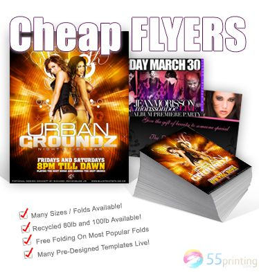 Cheap Business Flyer Printing How to Prepare a Business Cheap Flyer Printing for Small Business As you design and cheap print your small cheap business flyer printing, you should want to do so with ample confidence that you are trying to put the best flyers out there. There are a few ways through which you can make your flyers campaign sizzle and not fizzle.  #CheapBusinessFlyerPrinting #BusinessFlyerPrinting