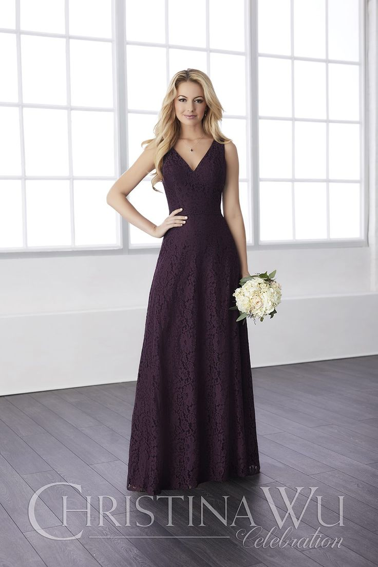 A faux two-piece dress in all lace with a sweetheart neckline and a button up back. A back zipper lies on the skirt below the keyhole opening.