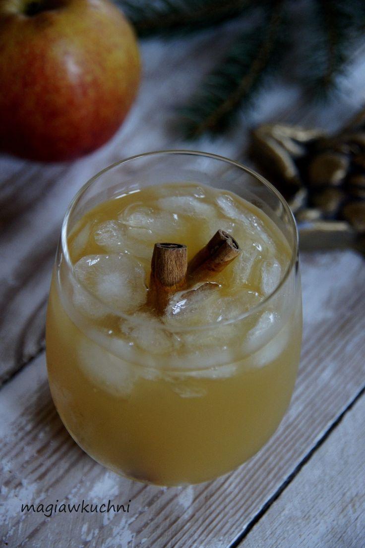 Christmas drink with whiskey / Świąteczny drink z whisky