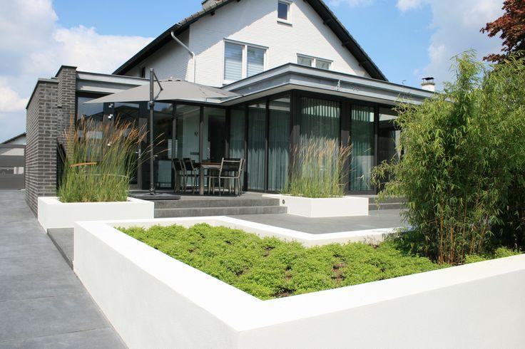 27 besten sichtschutz bilder auf pinterest garten terrasse g rtnern und gartendekoration. Black Bedroom Furniture Sets. Home Design Ideas