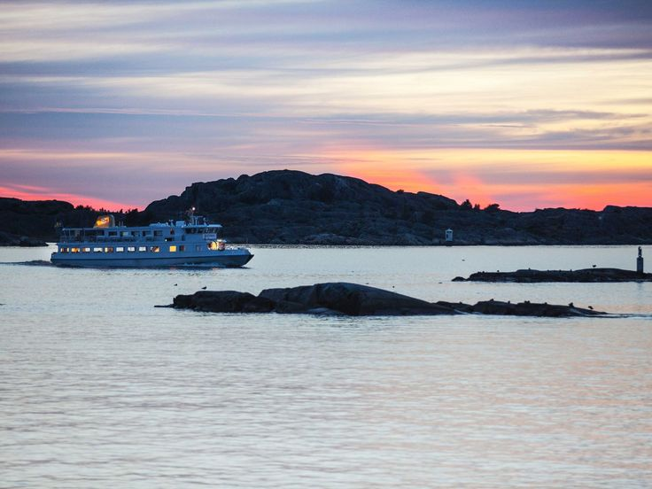 Gothenburg Archipelago, official page