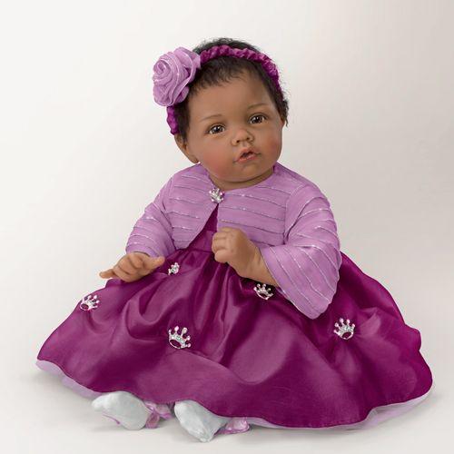 Виниловая кукла коллекционная - Сладкая принцесска АА
