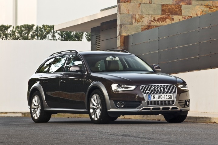 2013 Audi A4 Allroad Picture Voitures Car Pinterest