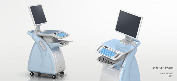 noble design | product design | design studio | medical | Endo-unit system | meta biomed