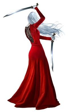 """RePin: Talexi Art; Back Cover of """"Crown of Midnight"""" (UK & ANZ Editions) by Sarah J. Maas this is the dress Celeana WeArs on hEr date with Archer."""