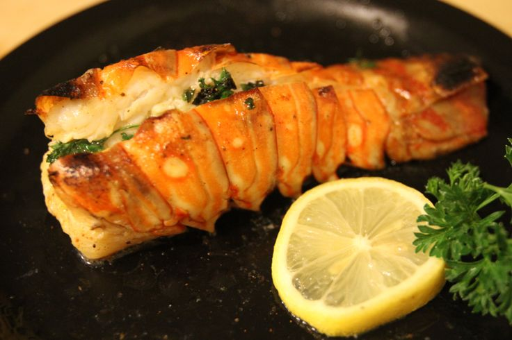 how to make lobster tails from frozen