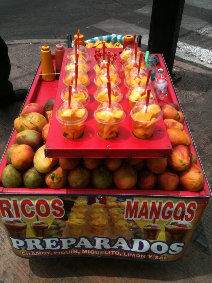 Ruta Tianguis: Mango y más Mango