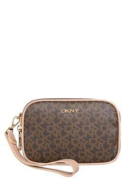 DKNY HERITAGE  - Wash bag - brown/natural £65.00 #Reviews #womensfashion #WomensClothing