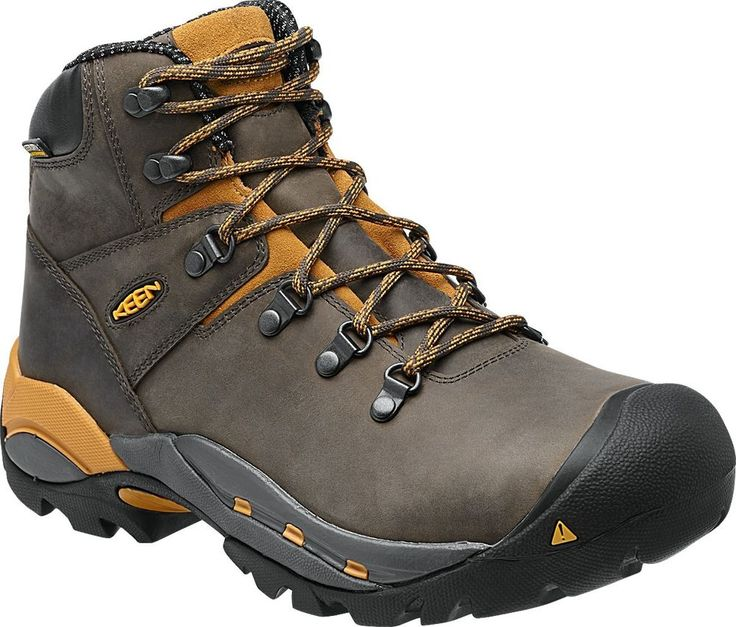 KEEN Key-Tech full length TPU interlocking torsion plate. CLEVELAND SOFT TOE WORK BOOTS. These are not used clothes from one's personal collection. They come direct to us from factories and distribution centers.   eBay!