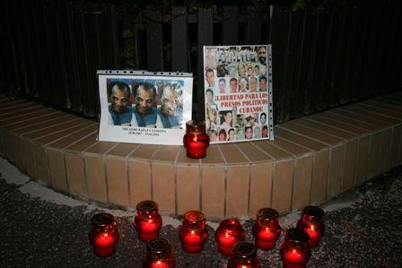 Zapálením sviečky sme si uctili pamiatku Orlanda Z. Tamaya