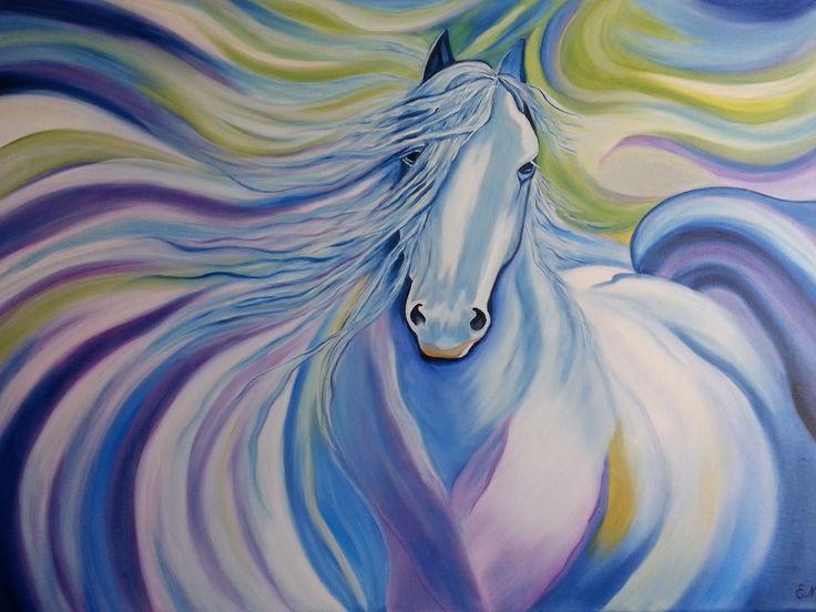 Cavallo primavera