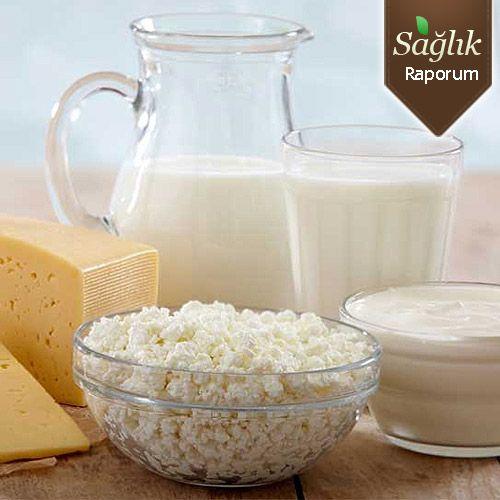 Sürekli süt ürünleri tüketmeniz için 6 sebep