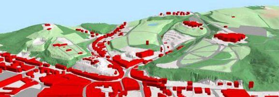Ontwikkeling #3D kaart van #Nederland in volle gang #atlasvanNL