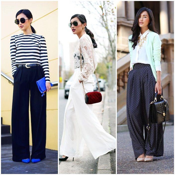 classic pallazo pants