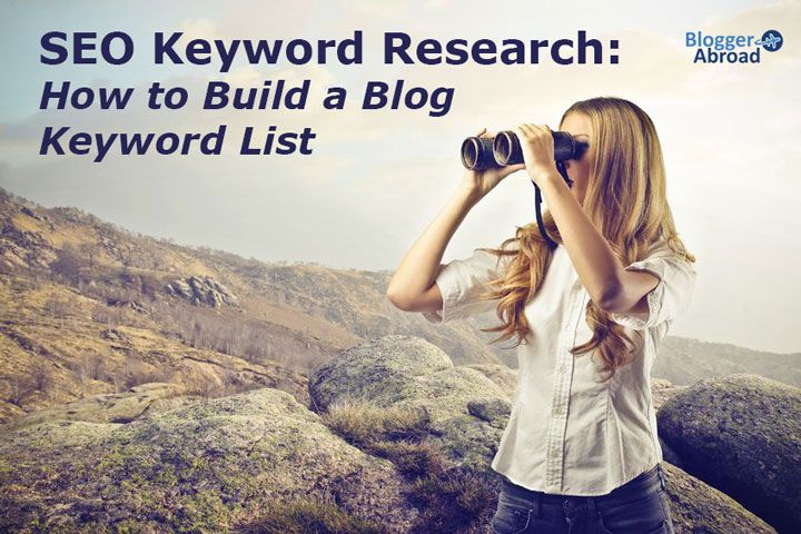 Learn how to do SEO keyword research for your blog and generate solid search traffic. Read about the best SEO keyword research tools for your income blog.