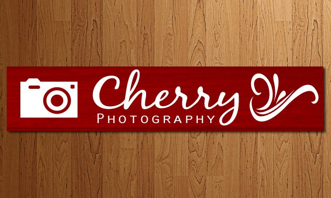 Custom Photography Business Name Painted Wood Sign Board ...
