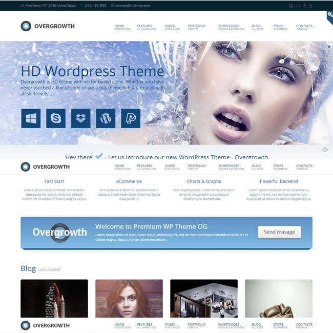 16 best best wordpress themes 2013 images on pinterest for Mobilia wordpress theme
