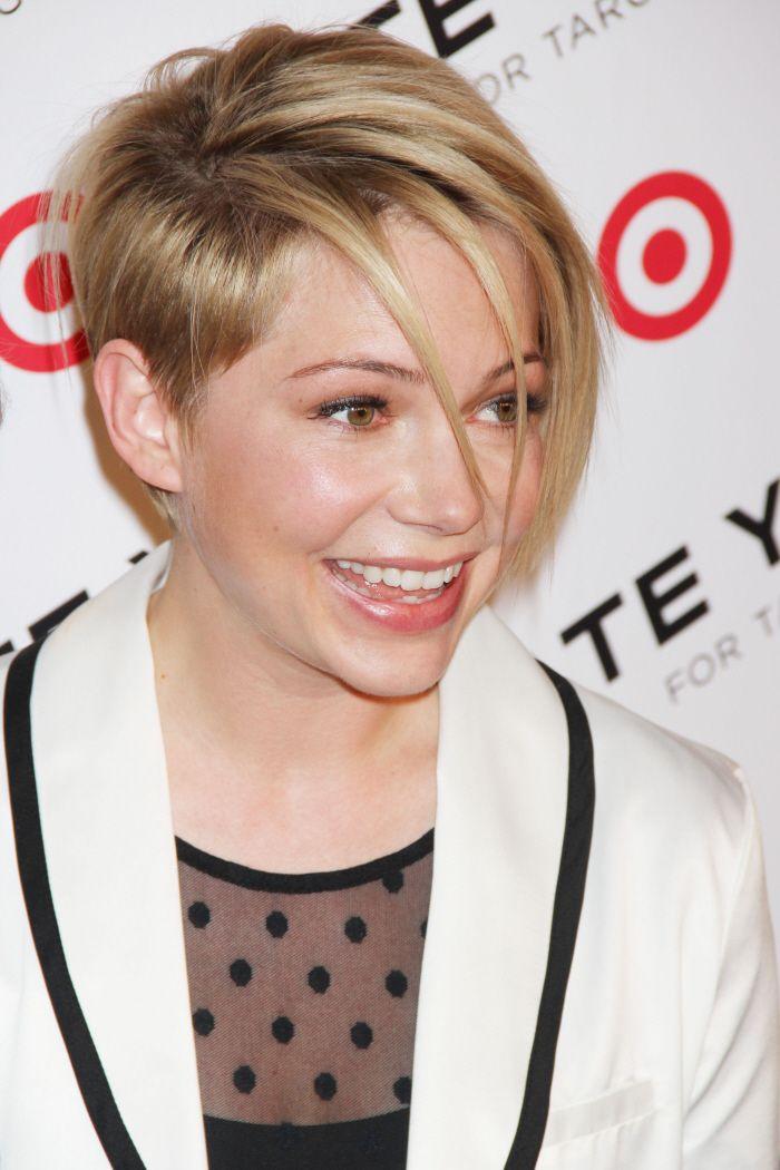 Pleasant 1000 Images About Hair On Pinterest Michelle Williams Hair Short Hairstyles Gunalazisus