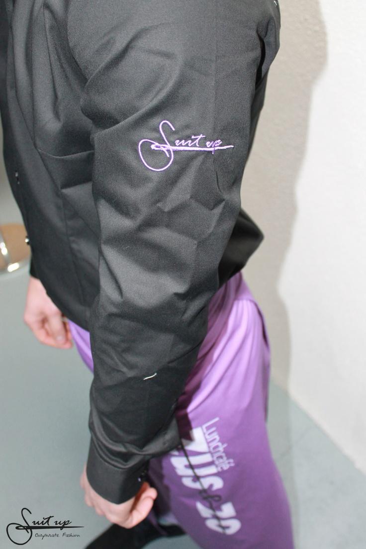 #Bedrijfskleding voor Parc! www.suitupnow.nl