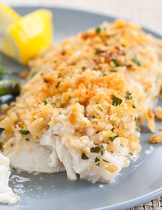 Haddock fillets baked in oven.Very easy and tasty.
