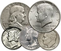 love the 90% silver coins jobz888