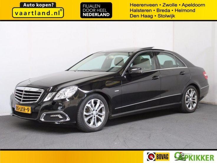 Mercedes-Benz E-Klasse  Description: Mercedes-Benz E-Klasse (J) 350 CDI Avantgarde Aut. [ navi xenon leder ]  Price: 291.81  Meer informatie