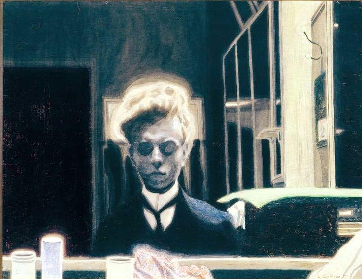 Ce matin, je fais ressurgir des profondeurs des archives ce blog ce billet - publié pour la première fois en mars 2011 - concernant l'étrange artiste Léon Spilliaert ... Sa peinture et ses dessins me touchent à plus d'un titre : le regard qu'il porte...