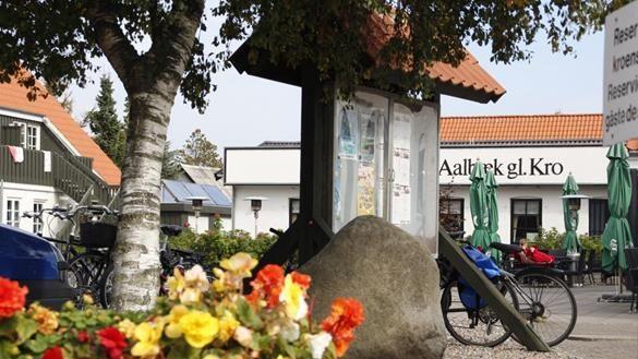 © Aalbæk gl. Kro ved Skagen