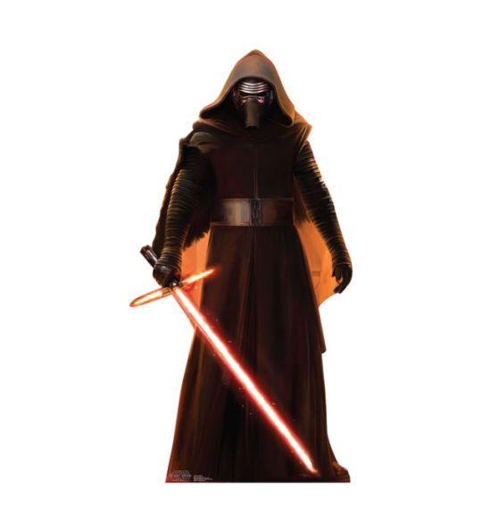 Kylo Ren (Star Wars VII: The Force Awakens) Cardboard Standee