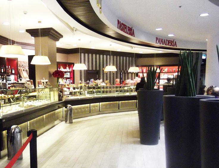 presentamos nuestro ltimo trabajo en madrid en el centro comercial de abc serrano vitrinas