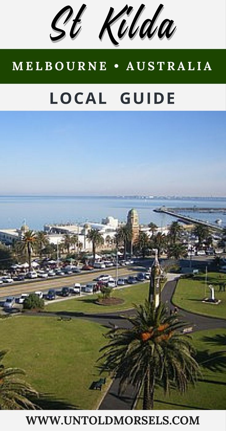 St Kilda Melbourne Australia - things to do in St Kilda, area guide for the Melbourne suburb St Kilda, where to eat in St Kilda, where to stay #stkilda #melbourne  #australia #travelguide #cityguide