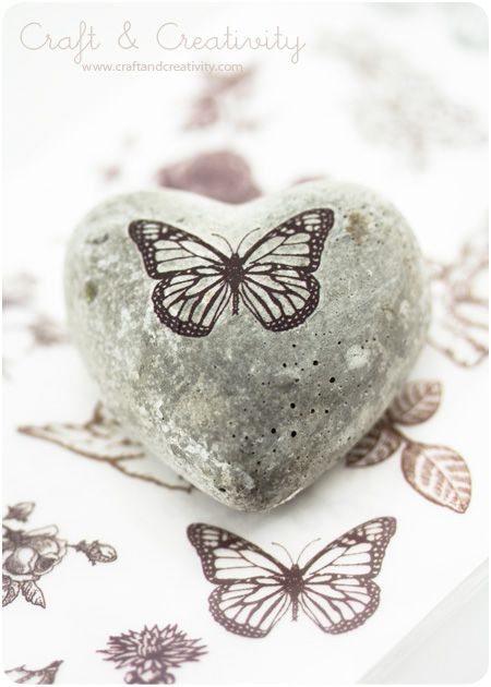 Stencil transfer onto rock www.mrspollyrogers.com  Pyssel / Crafts | Craft & Creativity – Pyssel & DIY | Page 6